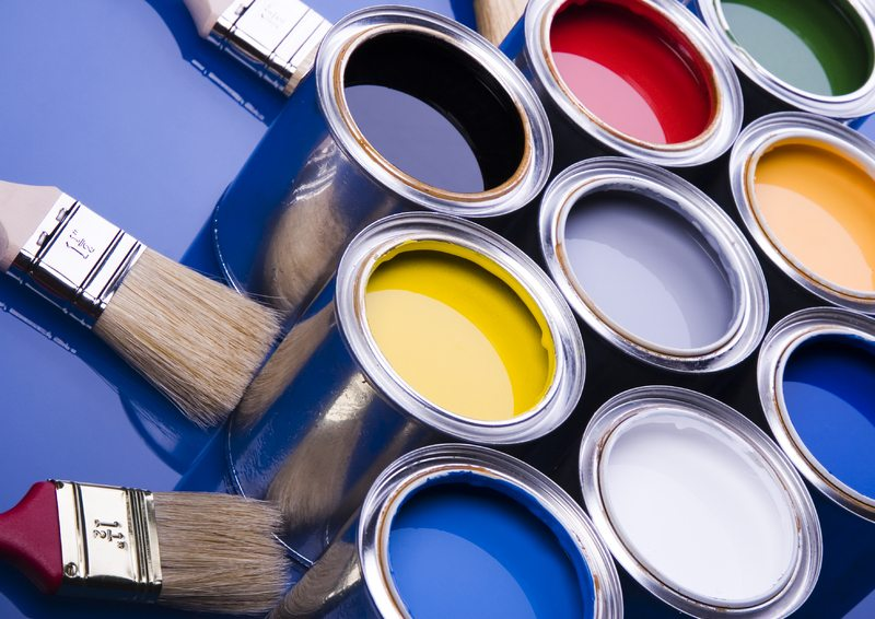 Acrylic Vs Latex Paint >> Oil Acrylic And Latex Paints The Difference Between Them