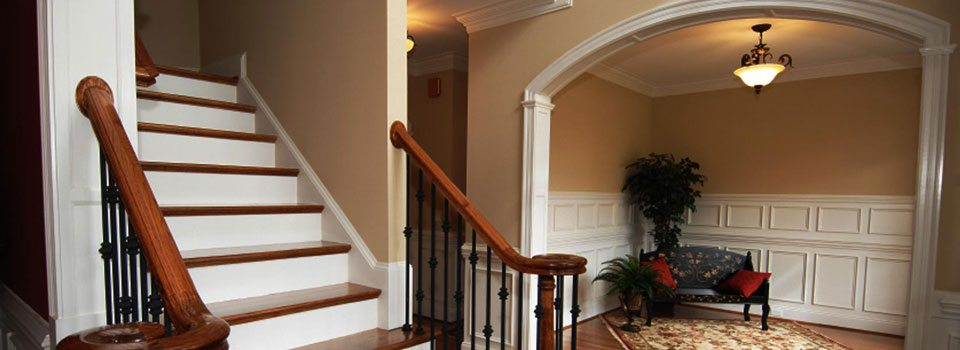 Custom Home Painting Contractors